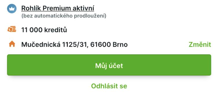 Rohlik.cz kredity